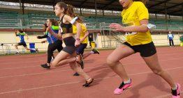Pau Perales i Sara Souto milloren els seus registres en 2.000 i 60 metres
