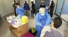 Blanes suspèn preventivament la vacunació de les dosis d'AstraZeneca