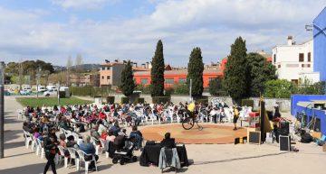 """L'""""Aire"""" finalitza amb més espectadors que la Festa Major Petita"""