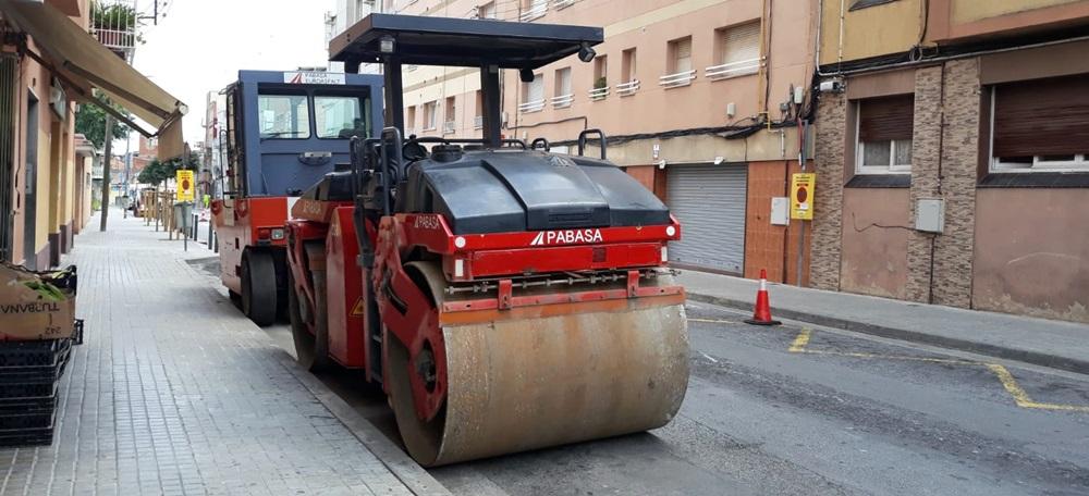 Malgrat destina prop de 200.000€ per asfaltar carrers