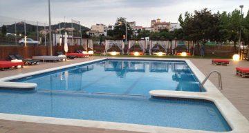 Principi d'acord amb el Solfina com alternativa a la piscina municipal