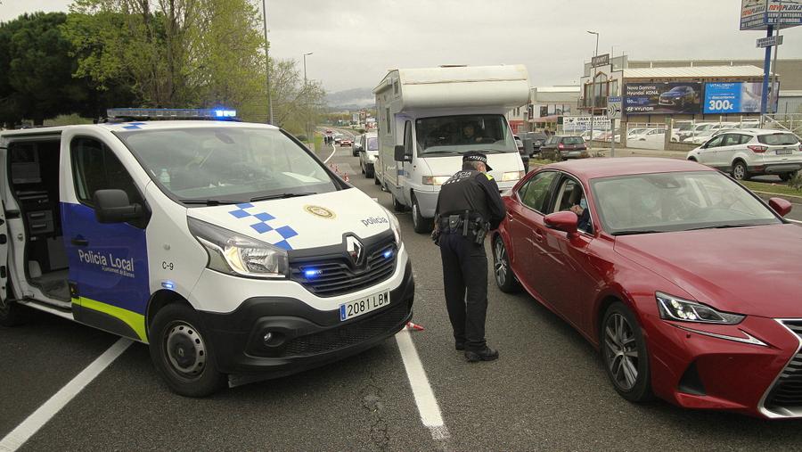 La Policia Local de Blanes interposa més de 2.000 denúncies Covid durant el 2020
