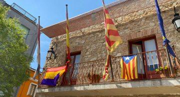 Palafolls commemora el 90è aniversari de la República