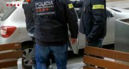 Detenen a Palafolls un home que no havia retornat a la presó després d'un permís ara fa 4 anys