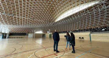L'Ajuntament i el Consell Esportiu del Maresme signen un conveni per promoure l'esport a Palafolls