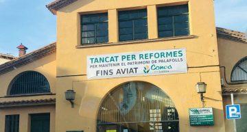 L'edifici del Sindicat renovarà la seva coberta i actualitzarà també la botiga