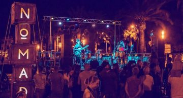 El Festival Nomad farà parada a Malgrat el primer cap de setmana de juliol