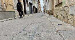 El carrer Caporal Fradera de Malgrat serà de plataforma única