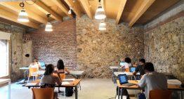 Can Batlle ofereix espais d'estudi per a la selectivitat