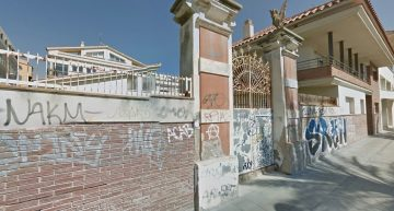 Malgrat rep una vuitantena de sol·licituds pel projecte de repintat de façanes amb grafittis