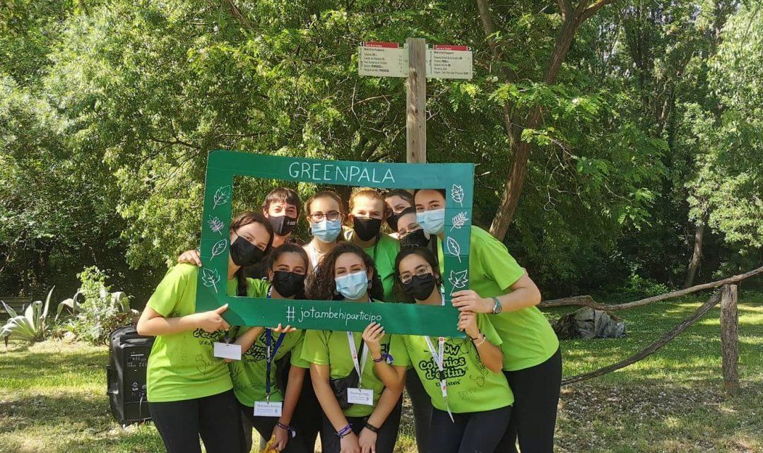Les GreenPala protagonitzen avui el Pregó de Festa Major