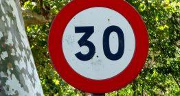 Palafolls es prepara per la nova normativa de velocitat a les vies urbanes