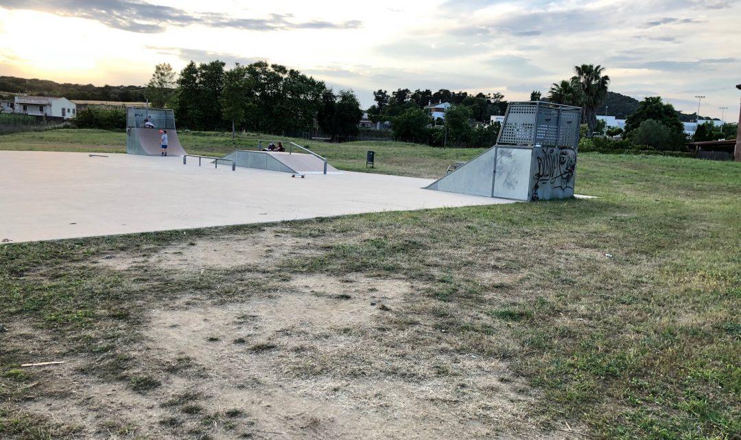 L'Ajuntament de Palafolls inicia avui les obres de remodelació de l'skate park