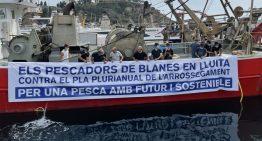 Blanes i 13 municipis més del litoral s'uneixen en defensa del sector pesquer