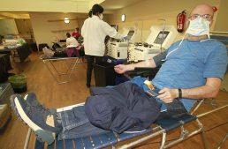 Blanes acull entre demà i divendres una nova donació de sang