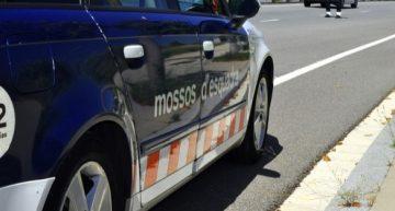 Mor la conductora d'un turisme en un accident a la N-II a Tordera