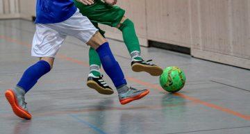 Derrota de l'amateur de futbol, empat del juvenil i victòria de l'Aleví de Divisió d'Honor de futbol sala