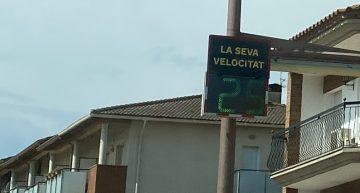 En marxa el radar pedagògic a Roig i Jalpí