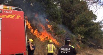 Palafolls i quatre municipis més del Maresme se situen en el nivell 3 del Pla Alfa per risc d'incendi