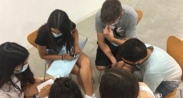 Més d'un centenar de joves participen al Juliol Jove de Malgrat de Mar