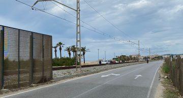 ADIF i Santa Susanna signen un conveni per millorar la protecció de la xarxa ferroviària