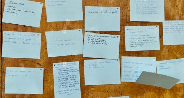 Prop de cinquanta veïns de Malgrat participen a la primera trobada per reformar el carrer Narcís Monturiol