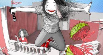 Una alumna de Mas Prats queda finalista del X Concurs Escolar Còmic