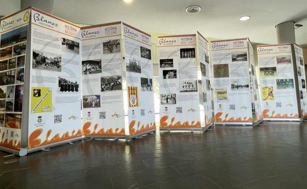 Exposició sobre l'esport blanenc a la Biblioteca de Blanes