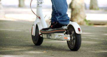 Palafolls regularà l'ús dels patinets elèctrics