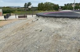 La Pump Track tancarà per obres de reparació a principis d'octubre