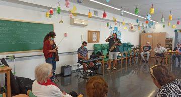 Una actuació musical al Respir tanca la Setmana de la Gent Gran
