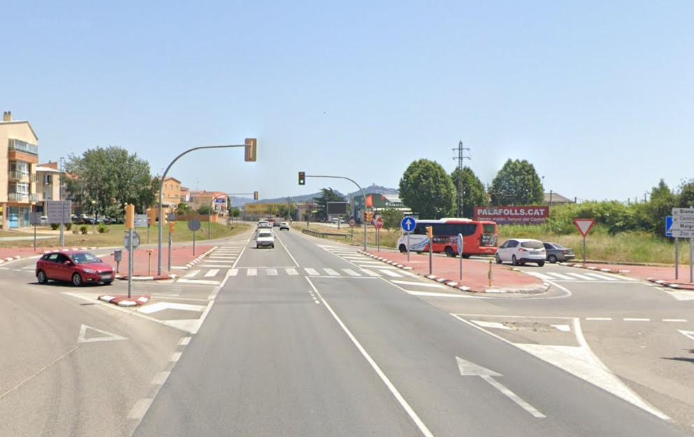 S'obre el concurs públic per redactar el projecte de construcció de la nova rotonda als semàfors